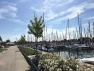 Hafen Marina Makkum